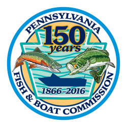 PA Fish & Boat Commision 150th Anniversary