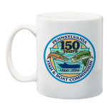 150th Anniversary Fishing Mug