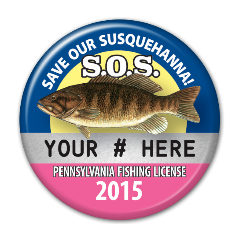 2015 pa fishing license buttons fishing license buttons for Where to get a fishing license
