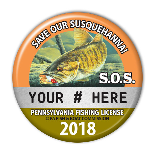 2018 SOS Fishing License Button
