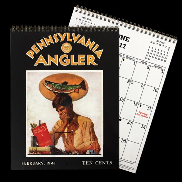 PFBC 13 Month Perpetual Calendar